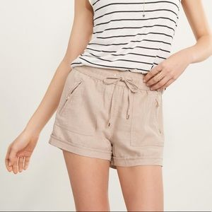Dynamite linen shorts